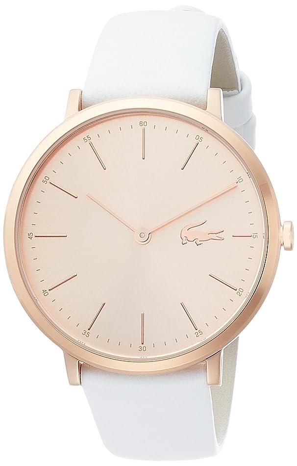 贅沢な露ホップ[ラコステ] 腕時計 2000949 並行輸入品 ホワイト [並行輸入品]