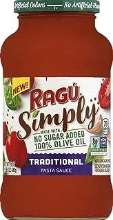 Ragu Simply Traditional Pasta Sauce, 24 Ounces