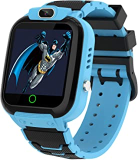Smart Watch for Kids Boys Girls, Age 3-12 (3 Colors) with Video Recorder & Player, Music MP3 Player,Games,Camera Stopwatch...