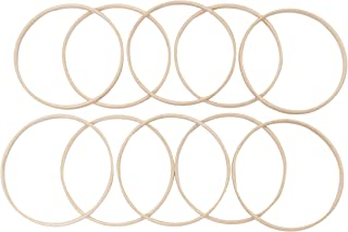 100 Stück Kleine Bastelringe Metall Ringe 30mm für Schlüsselanhänger zum Basteln