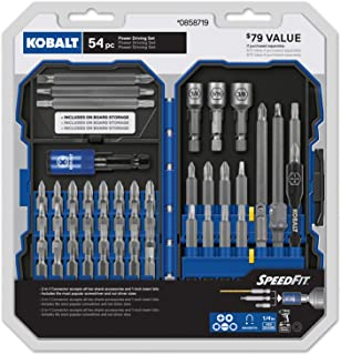 Best kobalt bit driver Reviews