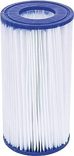 Bestway Filter Cartridge (Size 3) - Camiseta de Golf para Hombre