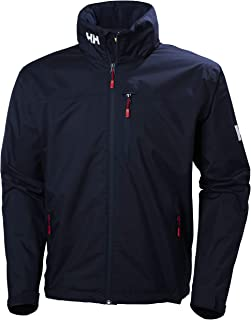 Mens Crew Hooded Waterproof Sailing Jacket