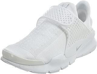 Sock Dart Womens Running-Shoes 848475-100_10 - White/Pure Platinum