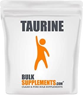 BulkSupplements Taurine Powder (250 Grams)