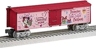 Lionel Disney, Electric O Gauge Model Train Cars, Minnie's Sweetest Helper Reefer