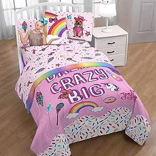 Jojo Siwa Nickelodeon Girls Pink Twin Bedding Sheets