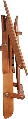 W Home SW2005WN-CL2 Adirondack Chairs Set, Walnut