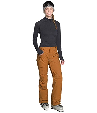 The North Face Freedom Insulated Pants (Timber Tan) Women