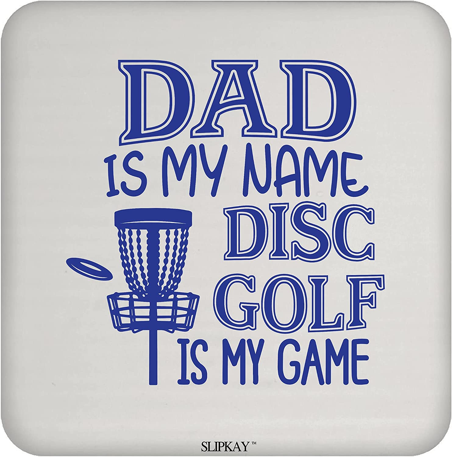 Dad Quantity limited Deluxe is My Name Golf Coaster Disc Game