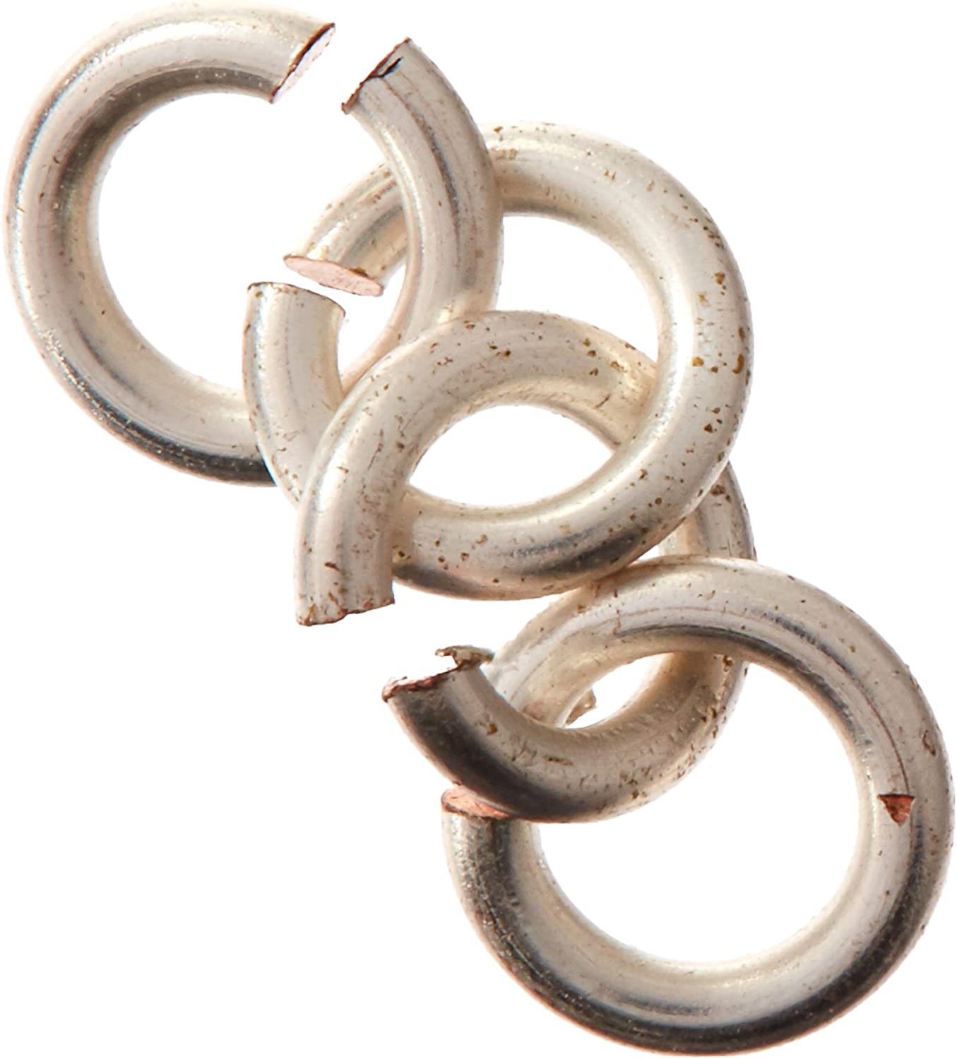 Artistic Wire 18 Gauge Jump Ring Res Free shipping / New Diameter 8-Inch Tarnish 1 Recommendation