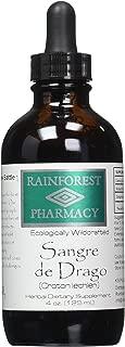 Rainforest Pharmacy Sangre de Drago Peruvian Dragon Blood Liquid 4 fl oz