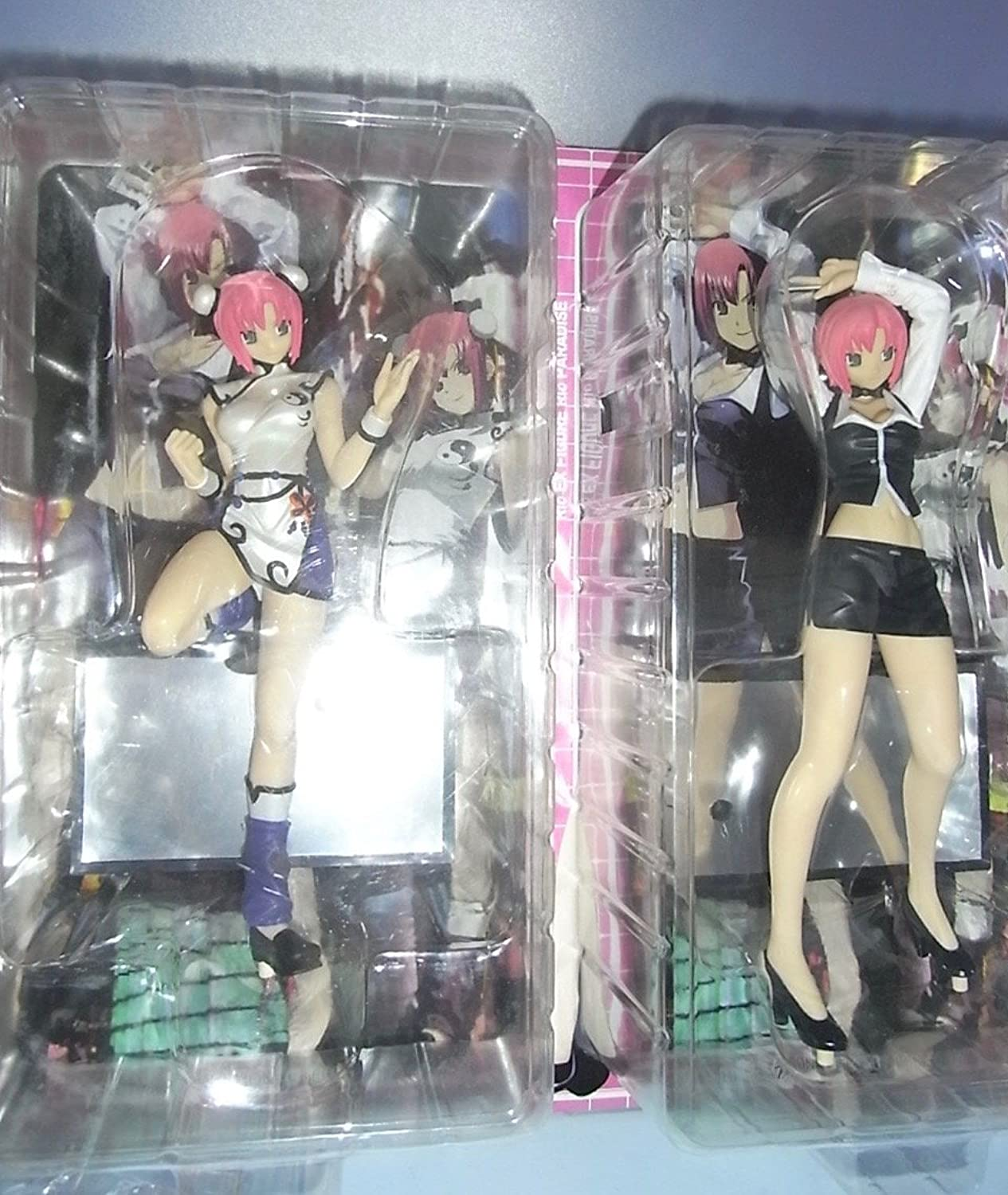RIO EX Figure Paradise Rio all set of 2 (japan import)