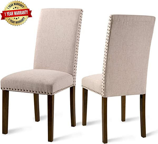 Upholstered Dining Chairs Dining Chairs Set Of 2 Accent Chair Walnut Metal Dining Chairs