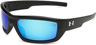 نظارات شمسية من اندر ارمور انتينسيتي، عدسات مستقطبة أسود/ رمادي،
