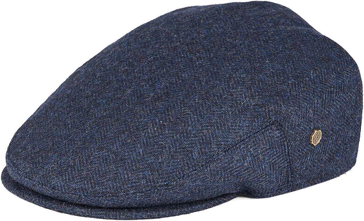 VOBOOM Men's Herringbone Flat A surprise price is realized Ivy Spring new work Gatsby Newsboy Hat Wool Blend