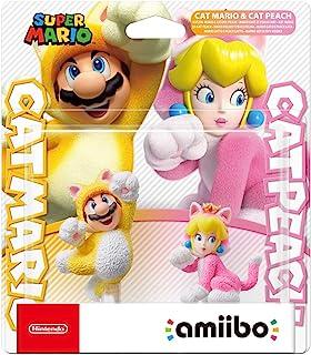 amiibo Cat Mario and Cat Peach (Nintendo Switch)