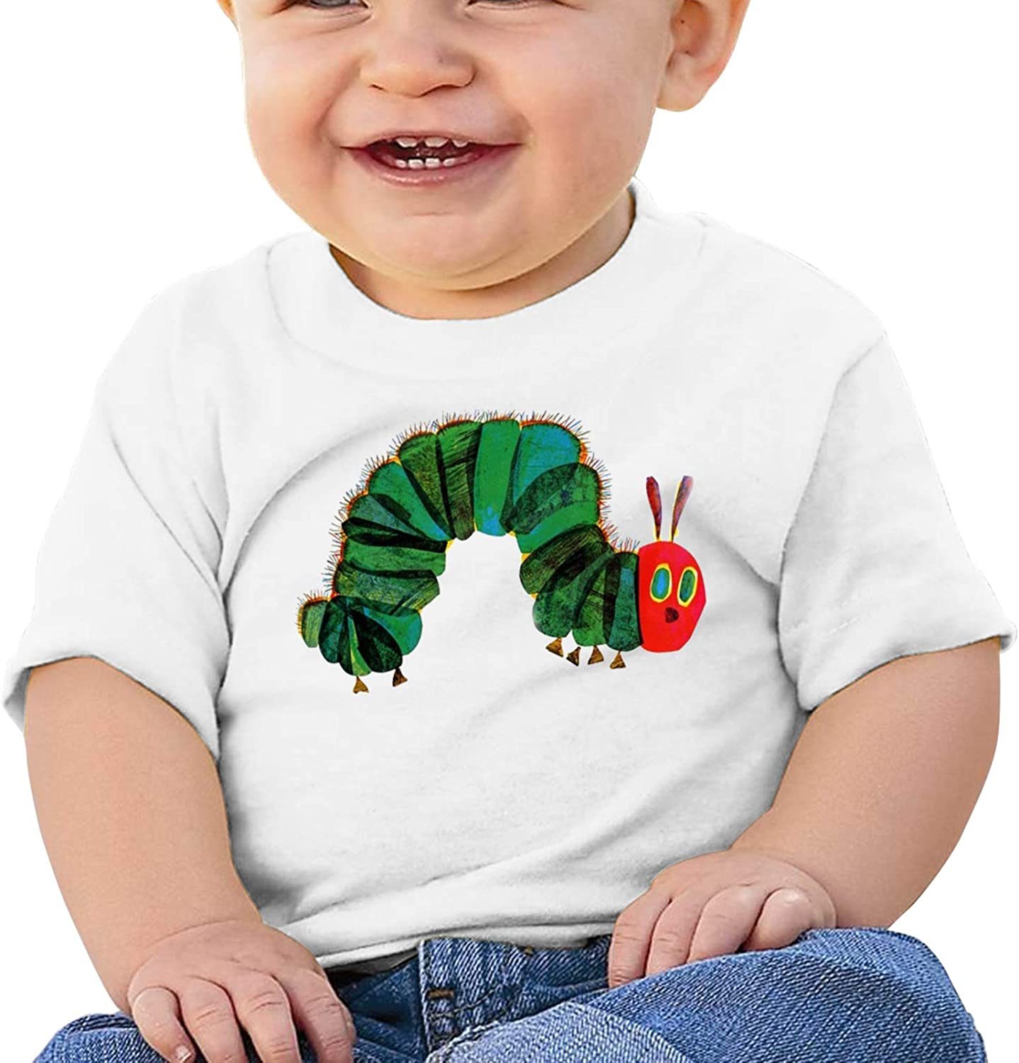 The Very Hungry Caterpillar Children's T-Shirts for Baby Boys and Girls