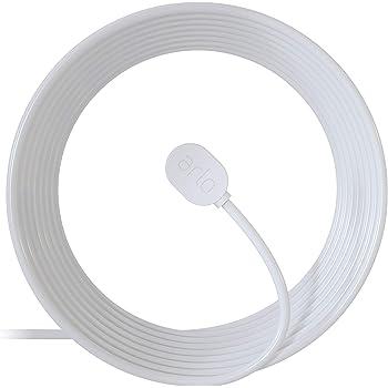 【純正品】Arlo Ultra 屋外用 マグネット式ケーブル 7.5m (VMA5600C)