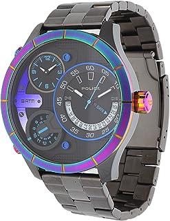 新しい警察メンズ腕時計Bushmaster pl14638X surw02m 31362