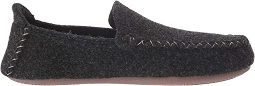 Gray/Wool Textile