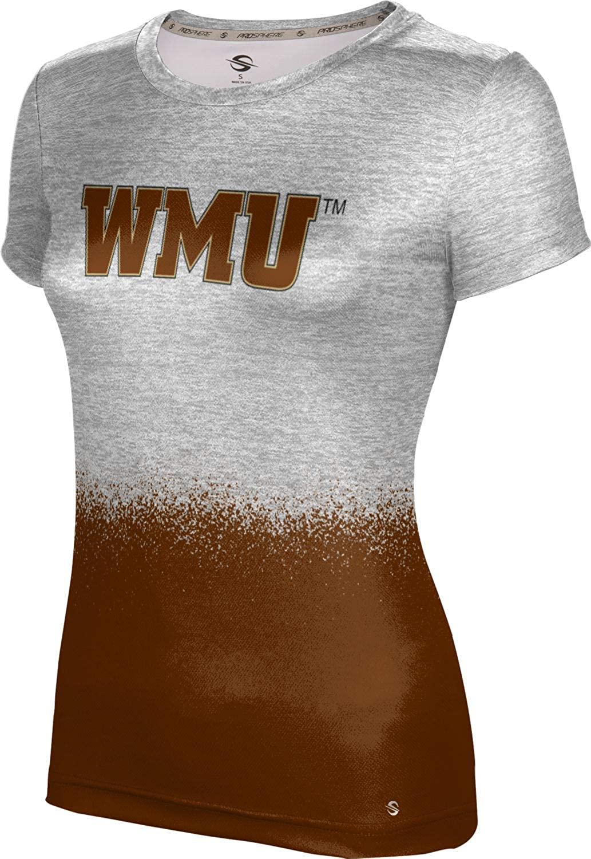 ProSphere Western Michigan University Girls' Performance T-Shirt (Spray Over)