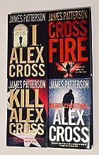 4 Books! 1) I Alex Cross 2) Cross Fire 3) Kill Alex Cross 4) Merry *Christmas Alex Cross