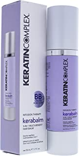 Keratin Complex Kerabalm 3-in-1 Multi-Benefit Hair Balm, 50 ml