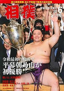相撲 2019年 06 月号 夏場所総決算号
