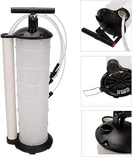 SUPERFASTRACING Oil Fluid Extractor 7L Manual Vacuum Fuel Petrol Pump Transfer Syphon Suction