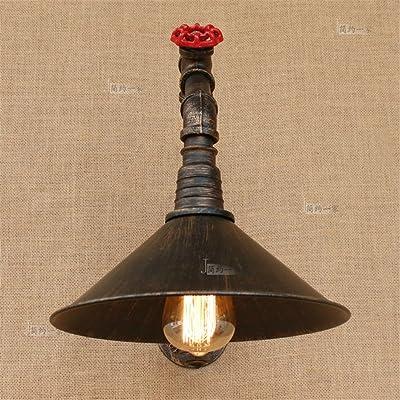 Lámparas de pared modernas / lámpara de pared LED Lámpara de pared Loft apliques pueblo americano