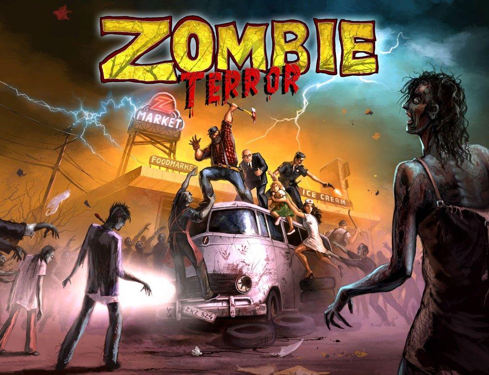Zombie Terror: Amazon.es: Juguetes y juegos