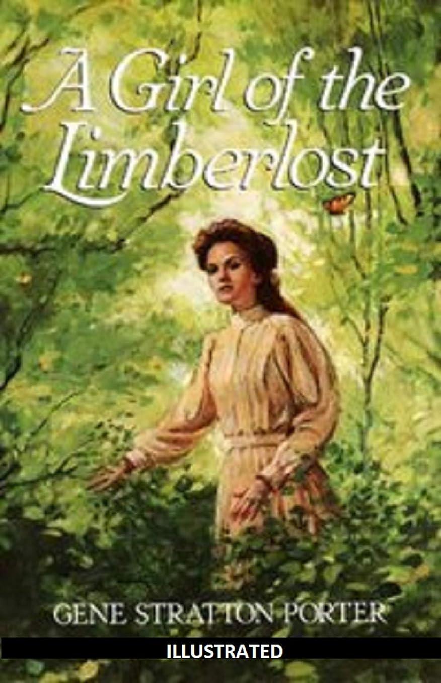債務者火山のの頭の上A Girl of the Limberlost Illustrated (English Edition)