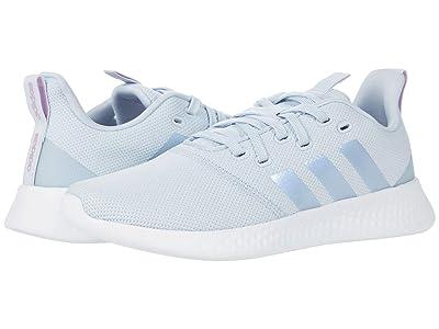 adidas Running Puremotion (Halo Blue/Iridescent/Lilac) Women