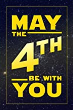 May The Fourth Be with You Movie Cool Wall Decor Art Print Poster 24x36
