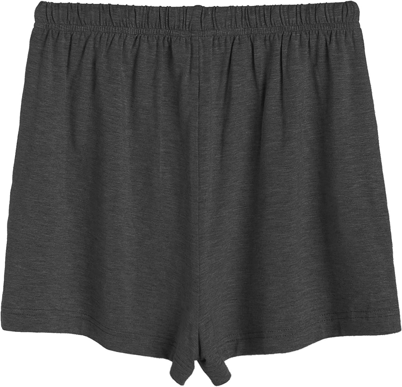 Latuza Womens Boxer Shorts Pajama Bottoms