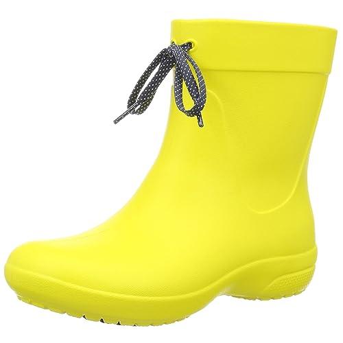 fe190282a4c Crocs Women s Freesail Shorty Rainboot