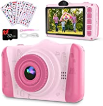 Coolwill Kids Camera for 3-12 Year Old Girls & Boys, 12...