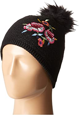 Echo Design - Embroidery Beanie