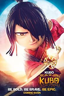KUBO AND THE 2 STRINGS MOVIE POSTER 2 Sided ORIGINAL 27x40 ART PARKINSON