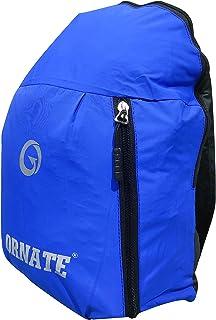حقائب ظهر مزخرفة للجنسين (أزرق)