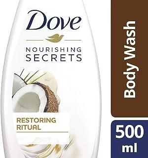 Dove Restoring Ritual Body Wash Coconut, 500ml