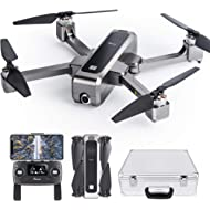 Potensic D88 Foldable Drone, 5G WiFi FPV Drone with 2K Camera, RC Quadcopter for Adults and...