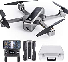 $279 Get Potensic D88 Foldable Drone, 5G WiFi FPV Drone with 2K Camera, RC Quadcopter for Adults and Experts, GPS Return Home, Ultrasonic Altitude Setting, Optical Flow Positioning, Brushless Motors with Case