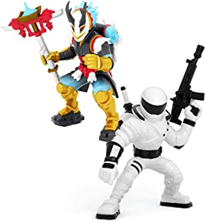 Fortnite Battle Royale Collection - Overtaker & Taro - 2 Pack of Action Figures, 63567