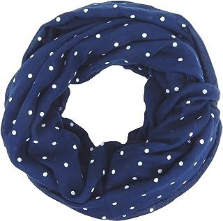 Femmes Foulards /à pois Bluestercool Fashion Ch/âle en Mousseline Dames Longue Wrap Doux Etoles Hiver Echarpes