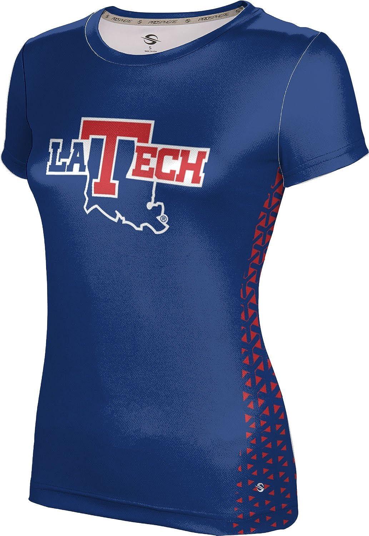 ProSphere Louisiana Tech University Girls' Performance T-Shirt (Geo)
