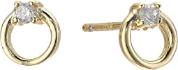SHASHI - Claire Stud Earrings