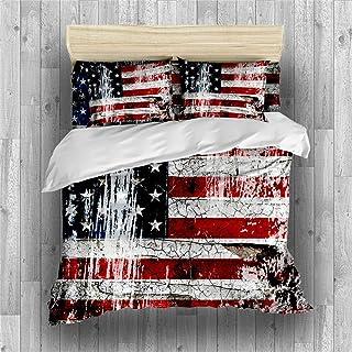 Copriletto Singolo Bandiera Inglese.Amazon It Bandiera Americana Biancheria Da Letto Tessili Per La Casa Casa E Cucina