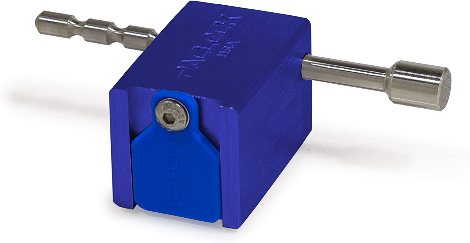 PACLOCK's Manufacturer regenerated product 5 ☆ very popular TL79A Universal Trailer Coupler American Act Buy Lock